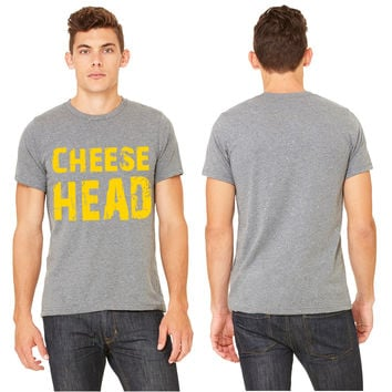 Cheese head T-shirt