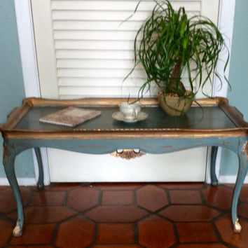 French Style Coffee Table 1940s