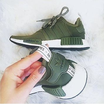 2018 Original Adidas NMD Leisure sports shoes