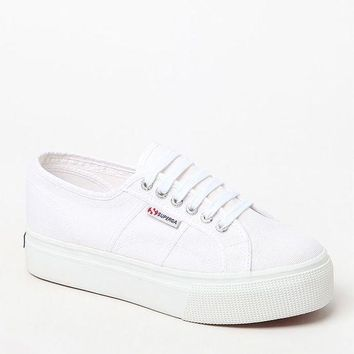 DCCKJH6 Superga Women's Core Platform Sneakers