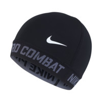 Nike Pro Combat Core Fitted Banded 2.0 Men's Skull Cap (Black)