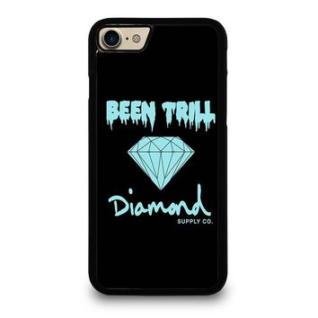 BEEN TRILL DIAMOND BLACK iPhone 7 Case Cover