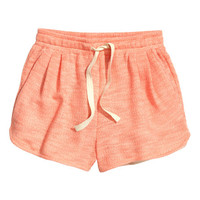 Short Sweatshorts - from H&M