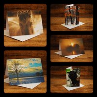 Photo Greeting Cards 5 Pack by FairchildPhotography on Etsy
