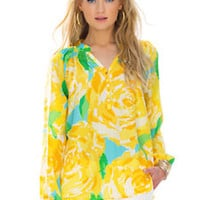 Elsa Top - First Impression - Lilly Pulitzer