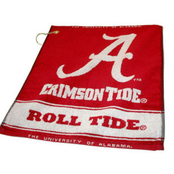 NCAA Team Golf Woven Towel