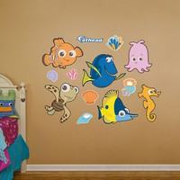 Disney / Pixar Finding Nemo Collection Wall Decals by Fathead