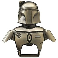 Star Wars Boba Fett 4-Inch Bottle Opener - Diamond Select - Star Wars - Barware at Entertainment Earth