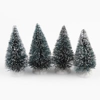 1pc Artificial Mini Christmas Tree Festival Party Ornaments Xmas Decoration Gift = 1946465924