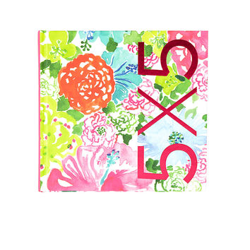 Lilly Pulitzer Lilly Pulitzer 5x5 Book