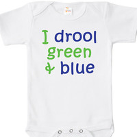 Seattle Seahawks Football Baby Bodysuit, One Piece, Baby Apparel