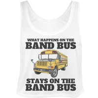 What Happens on the Band Bus: This Mom Means Business!