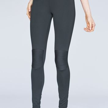 Olympia Activewear Moto Legging in Black