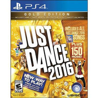 Just Dance 2016 (Gold Edition) PS4 Video Game