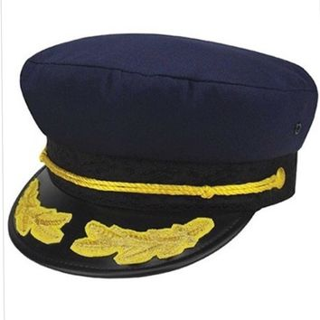 The Captain Hat in Navy