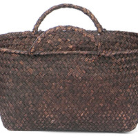 Sea-Grass Tote, Storage Baskets