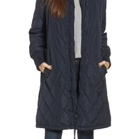 The Fifth Label Merchant Long Quilted Jacket | Nordstrom