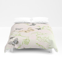 TheFlourishing Duvet Cover by anipani