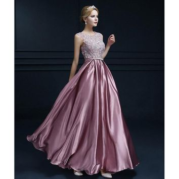 Women Twinkling One Shoulder Sequins Slim Long Evening Dress 044