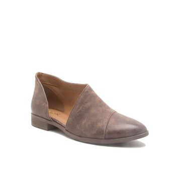 Smooth Bootie, Brown