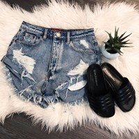 Flirty And Fun Shorts