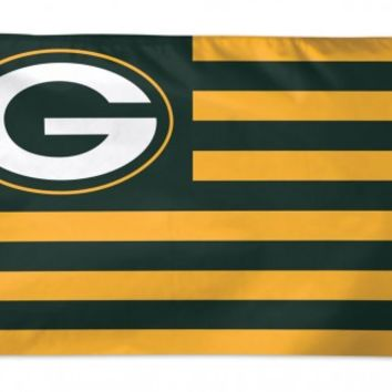 Green Bay Packers Americana 3X5 Flag By Wincraft