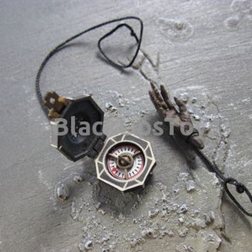 Pirates of the Caribbean 3 Jack Sparrow Compass & Monkey Paw
