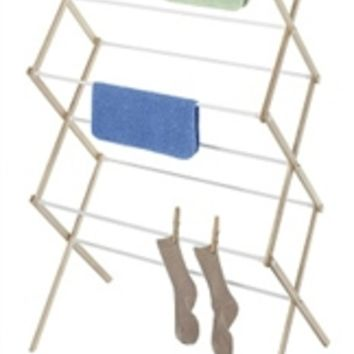 Wood Drying Rack College Dorm Items Cool Laundry Supplies Fun Dorm Stuff Clean In College Laundry In College