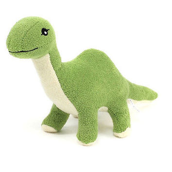 1 Pcs Kids Plush Toy Doll Long Necked Dinosaur Filling PP Cotton Car Home F0