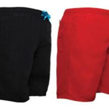 Boy's Swim Trunks - Assorted Colors - Sizes 3-14 - CASE OF 48