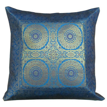 Indian Silk Decorative Pillows