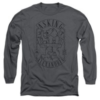 Asking Alexandria - The Finest Long Sleeve Adult 18/1