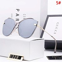 GUCCI Fashion New Polarized Women Sun Protection Glasses Eyeglasses 5#