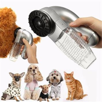 Dog Hair Remover Grooming Brush