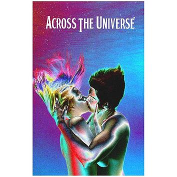 Across the Universe Pyschedelecstacy Movie Poster 11x17