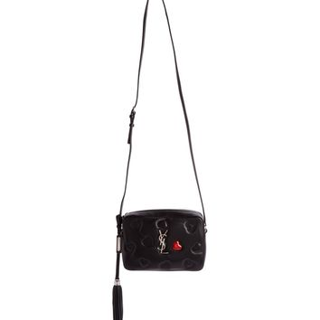 Saint Laurent Medium Lou Lambskin Leather Camera Bag | Nordstrom