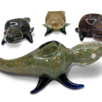 Salamander Glass Pipe