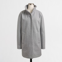 Factory city coat