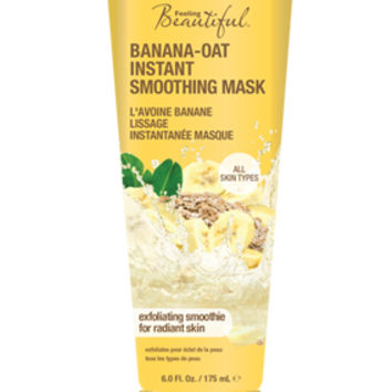 Banana-Oat Instant Smoothing Mask :: Freeman Beauty