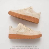 DCCKIG3 NIKE AIR FORCE 1'07 LV8 SUEDE AA1117-200