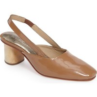 Rachel Comey Ray Square Toe Slingback Pump (Women) | Nordstrom