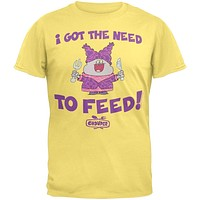 Chowder - The Need T-Shirt