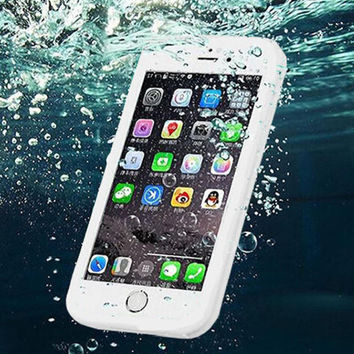 Protective Case Cover Waterproof Underwater Shockproof Durable Full Sealed iPhone 6S 6 Plus 5S 5 Se
