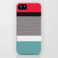 Pattern Uno iPhone & iPod Case by SabineD