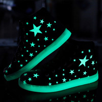 Harajuku Star lovers Luminous sneakers