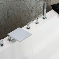 LE 11 BY ALBERTO PINTO Bathtub tap by INTERCONTACT design Alberto Pinto