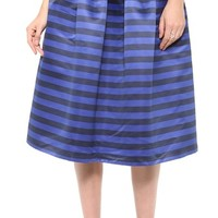 Stapen Box Pleat Skirt