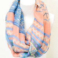 Awaken Softly Infinity Scarf