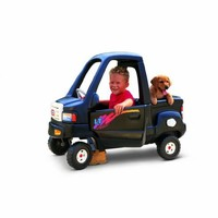 Little Tikes Black Pick Up Truck