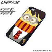 minion potter harry potter For iPhone Cases Phone Covers Phone Cases iPhone 5 Case iPhone 5S Case Smartphone Case